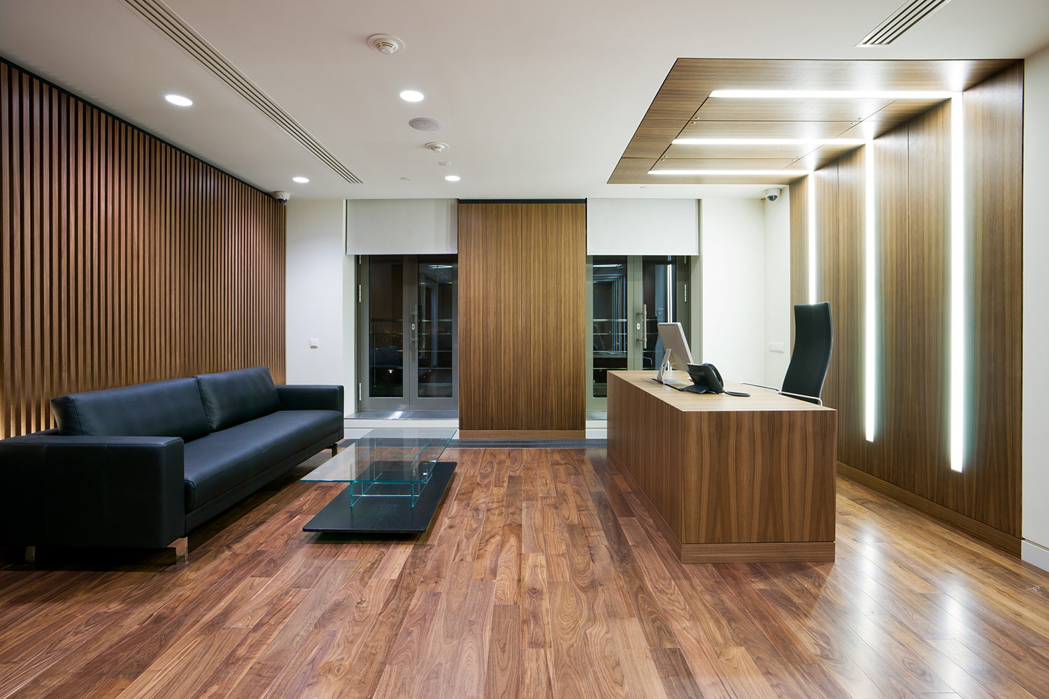 Modern Architecture Office Interior: Office Renovation Malaysia
