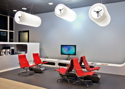 Office waiting lounge cool design