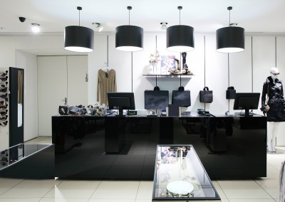 retail store modern interior design